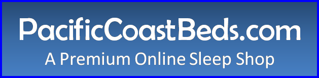 Pacific Coast Beds Logo