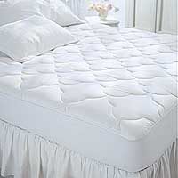 Egyptian Cotton Mattress Pad