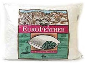 Euro Feather Pillow
